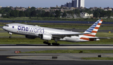 American Airlines (Oneworld Livery) Boeing 777-223(ER) N791AN