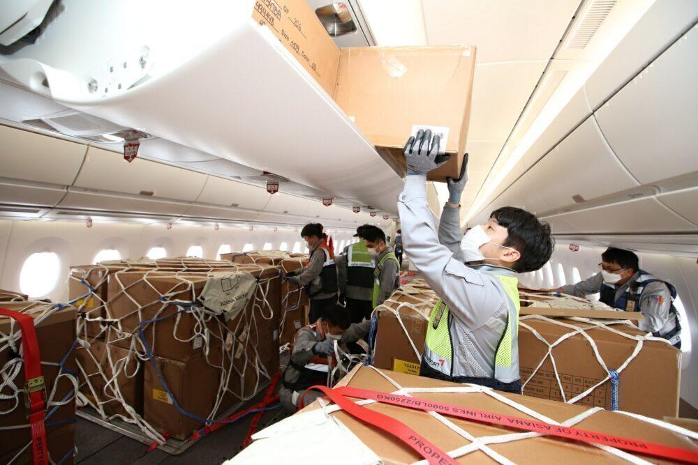 Asiana A350