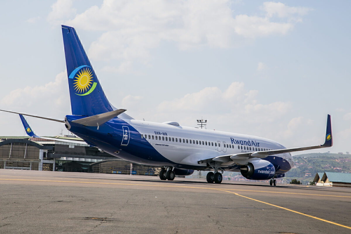 Rwandair, Africa, Health Passport