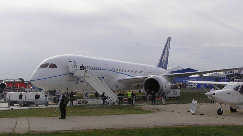 787 Farnborough
