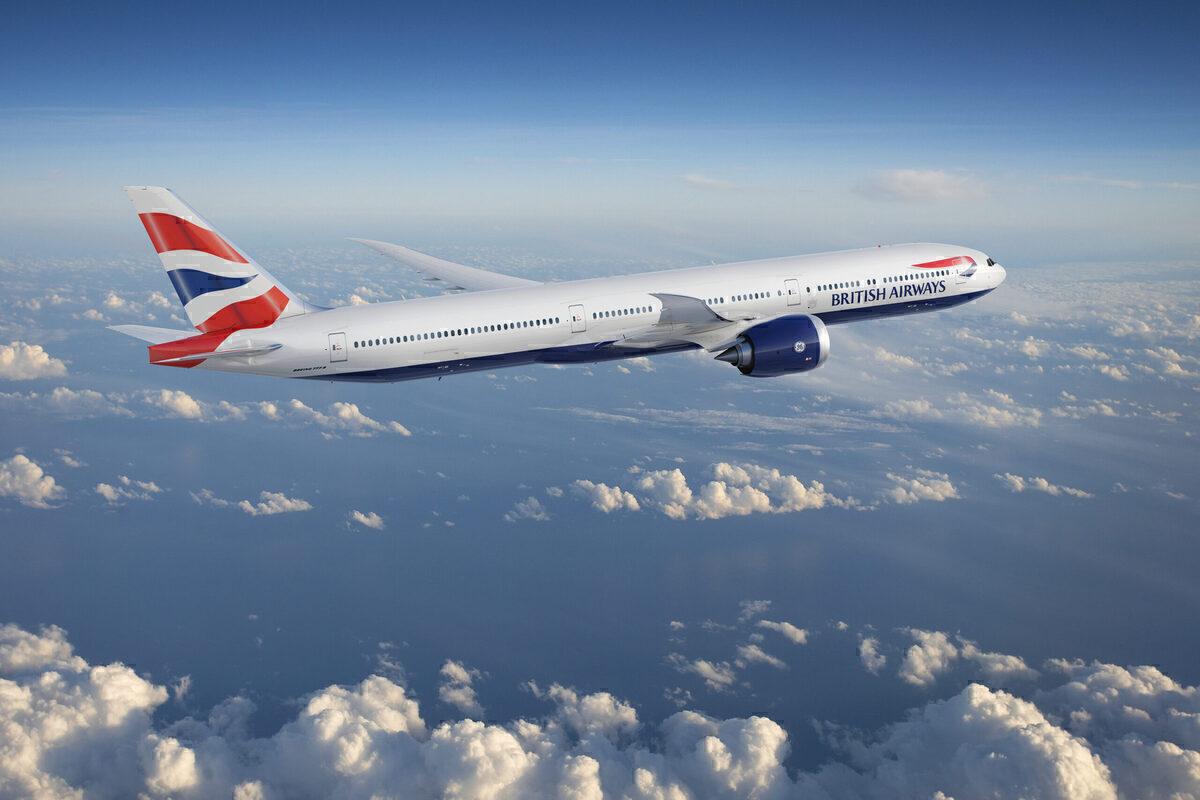 British Airways, Boeing 777X, Deliveries