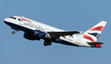 British Airways, Airbus A318, Retirement