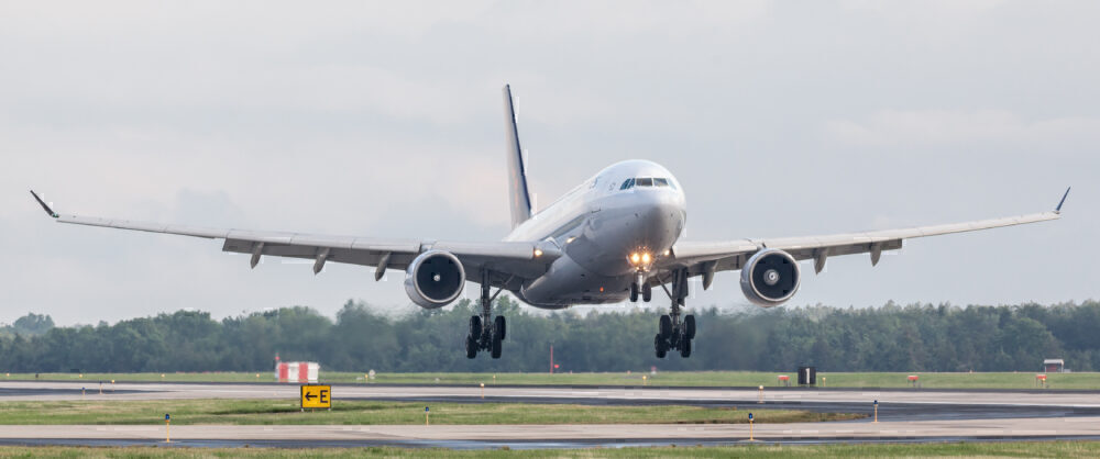 Brussels Airlines Resumes Flights To The United States