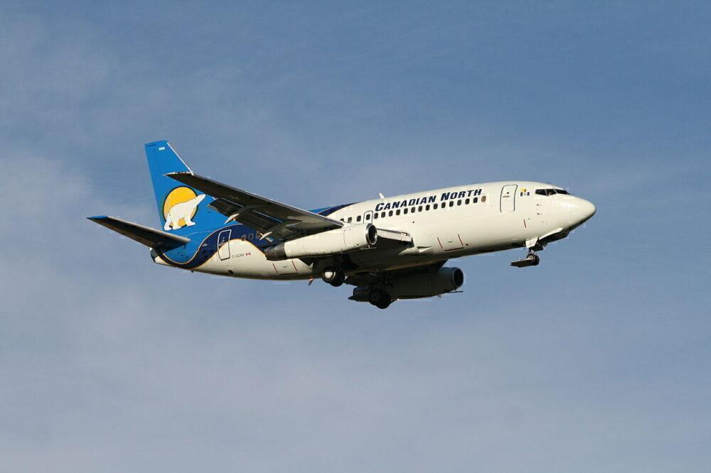 Canadian North 737