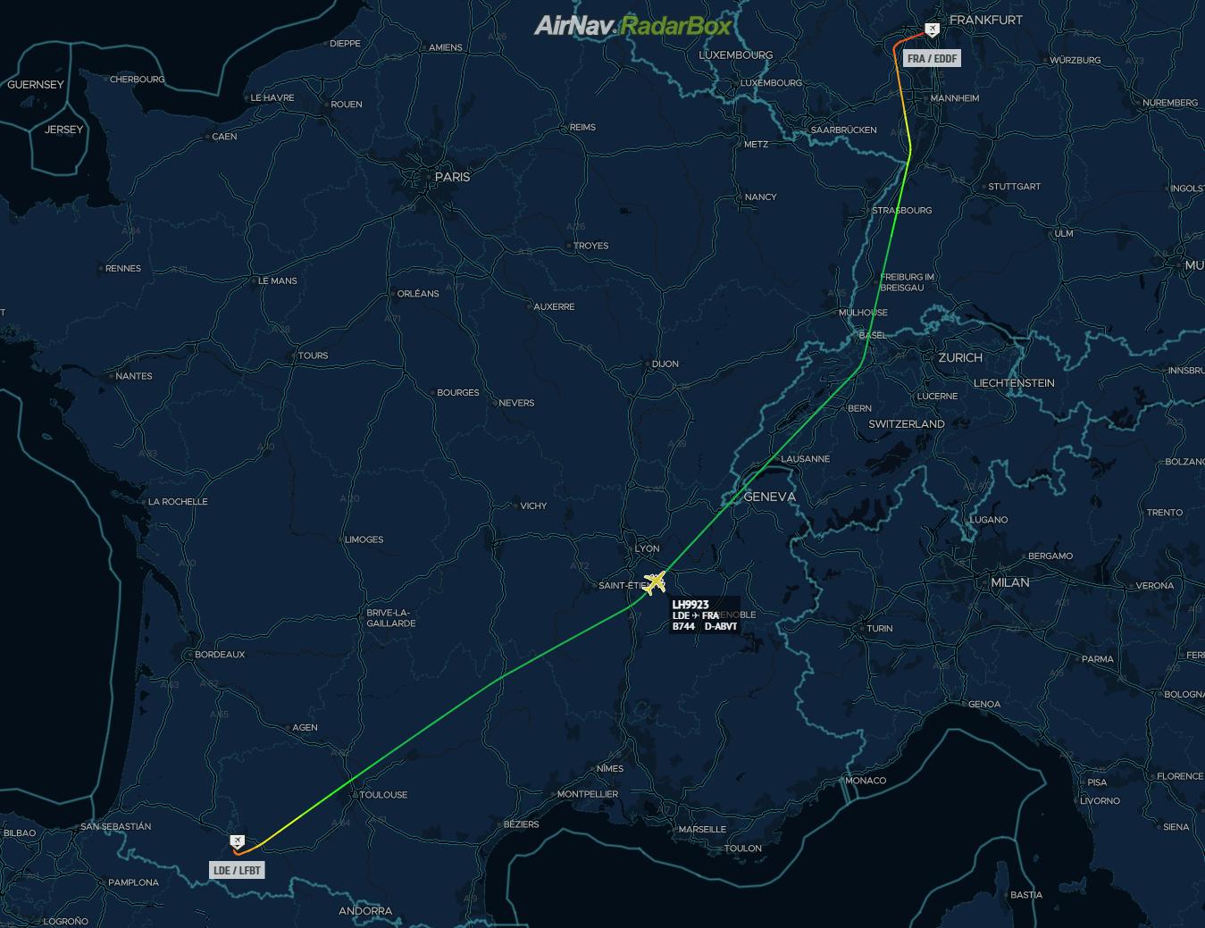 Lufthansa, Boeing 747, Retirement