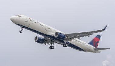 Delta Airbus A321