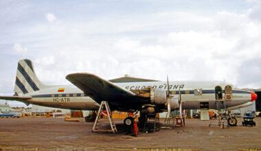 Ecuatoriana de Aviacion