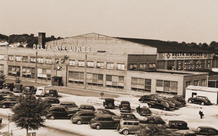 Delta 1940s
