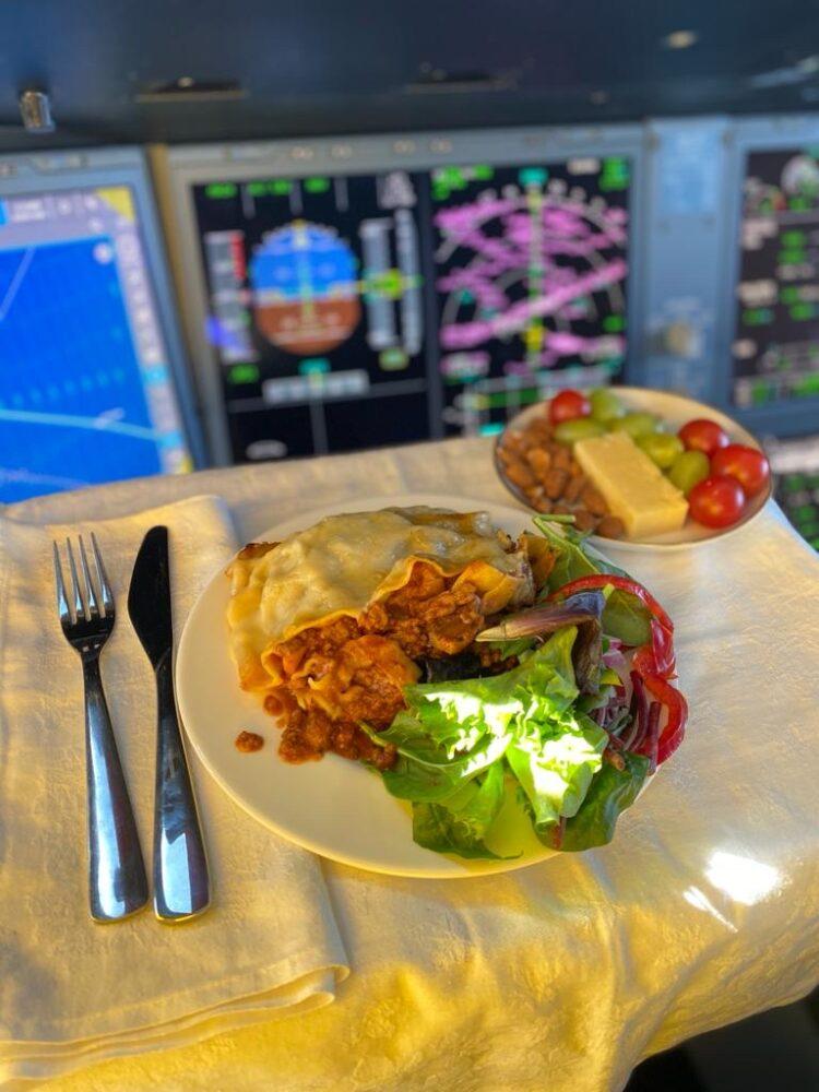 Pilot Meal