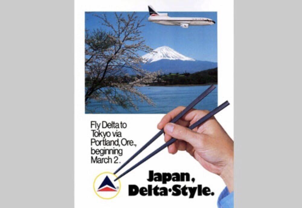 Delta L-1011 TriStar Advert