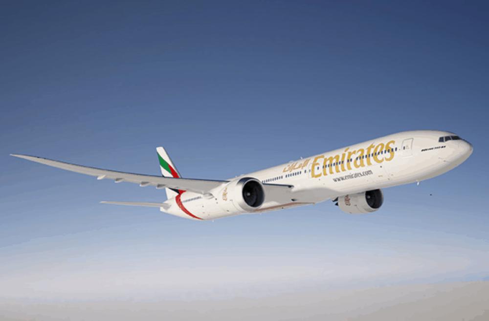 Emirates 777X