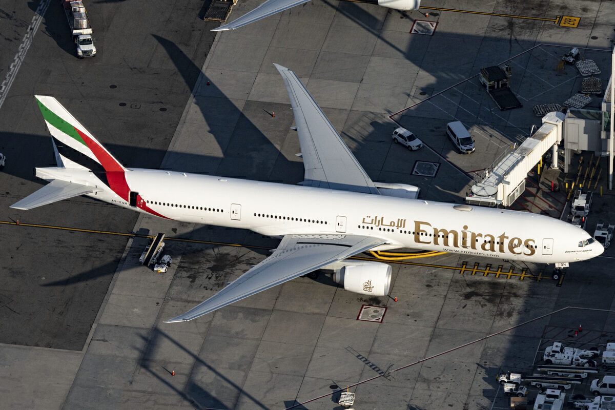 Emirates, Dubai International Airport, Contactless Check-in