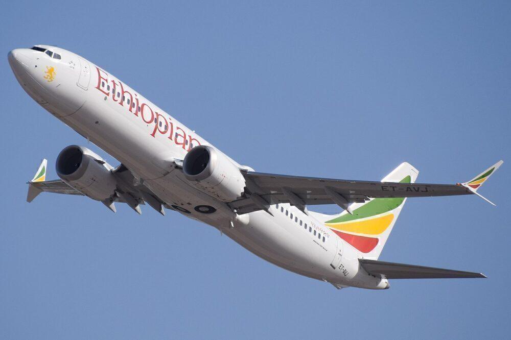 Ethiopian 737 MAX 8