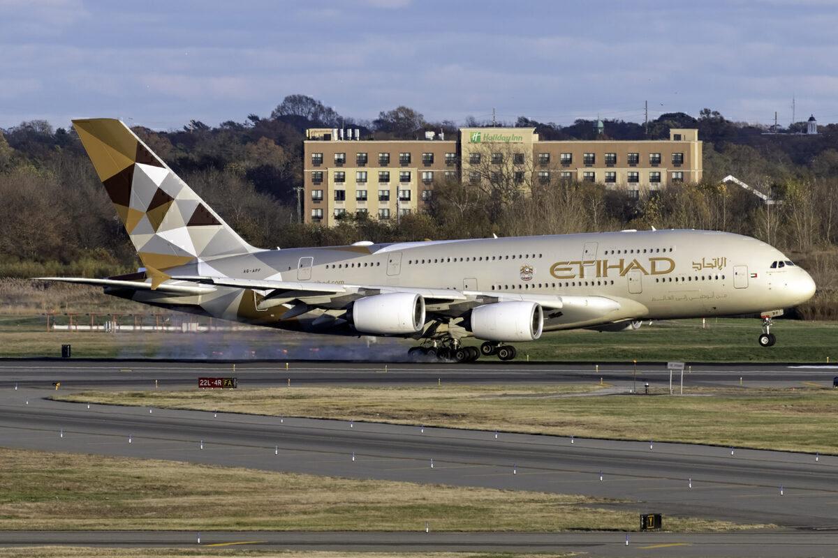 Etihad Airways, COVID-19 Vaccine, All Crew
