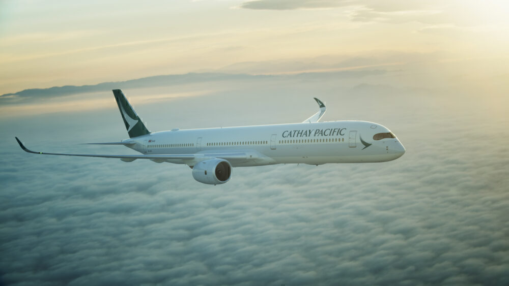 Cathay Pacific Launches 49 Day Duty Periods
