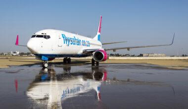 FlySafair Boeing 737