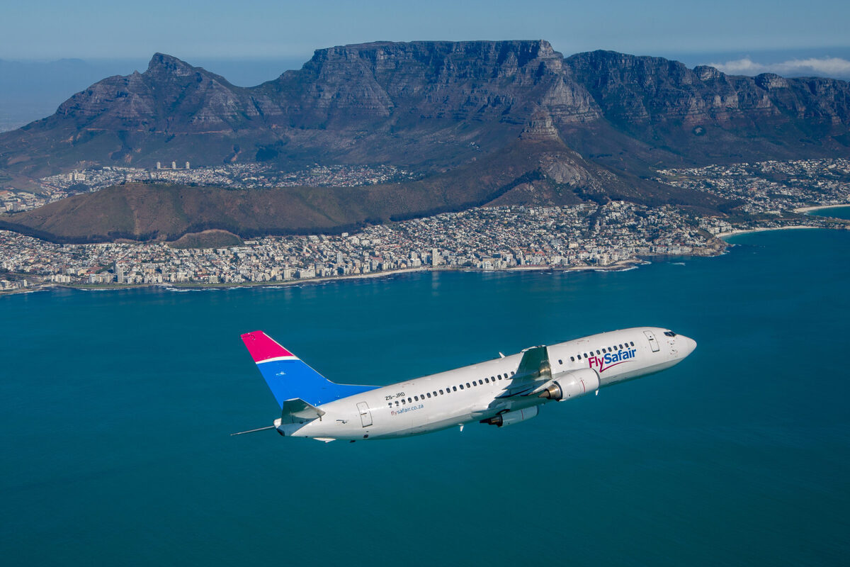 South Africa Bans Passengers From Eating On Domestic Flights - Simple Flying