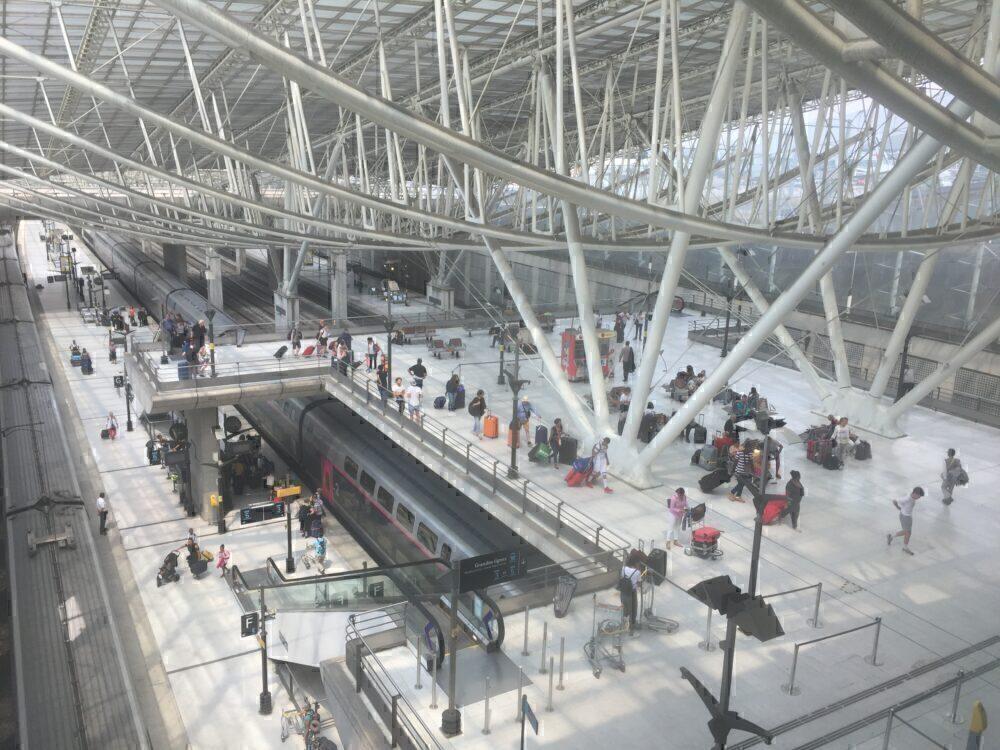 TGV at CDG
