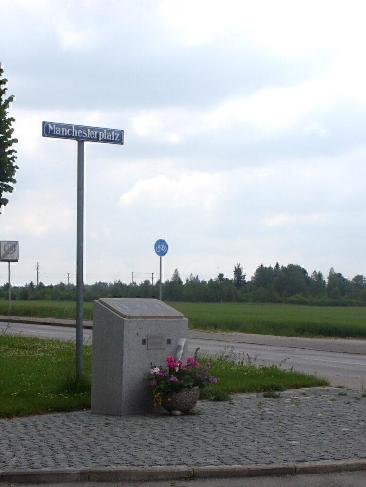 Munich Air Disaster Memorial