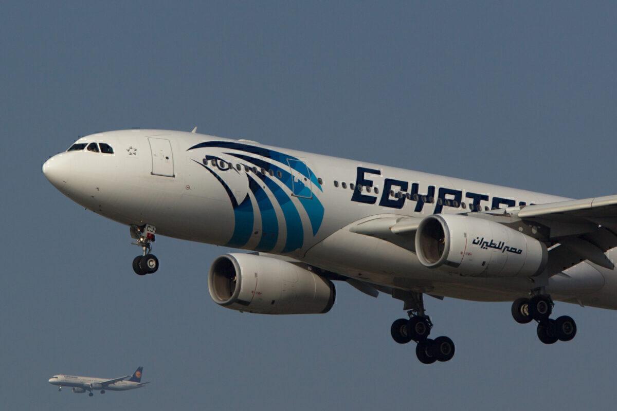 Airbus A330 EgyptAir