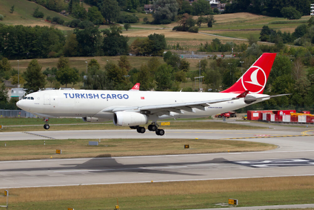 Maastricht Airport, Stowaway, Turkish Airlines