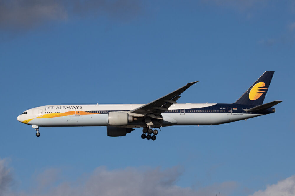 Jet Airways Boeing 777