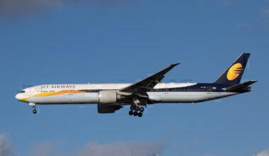 Jet Airways Boeing 777