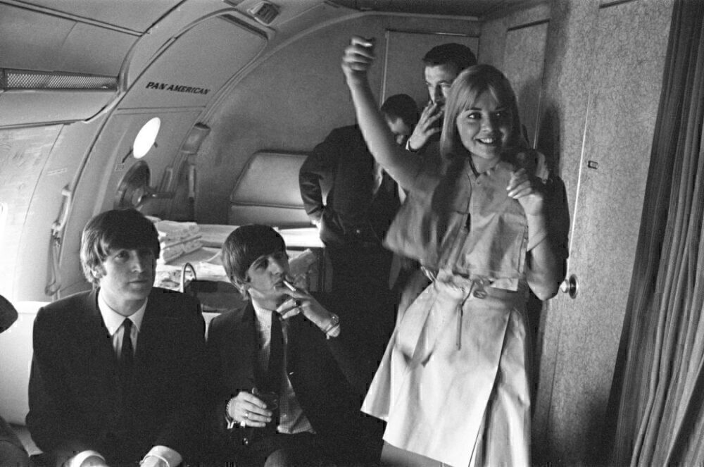 Beatles on Tour 707