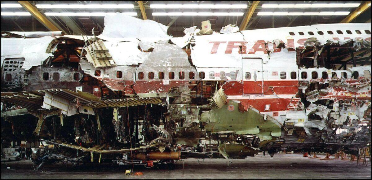 TWA 800 Getty