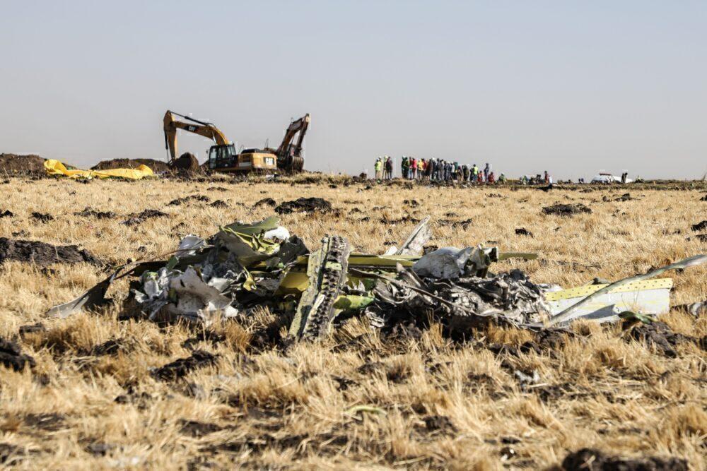 737 Maximum Crash