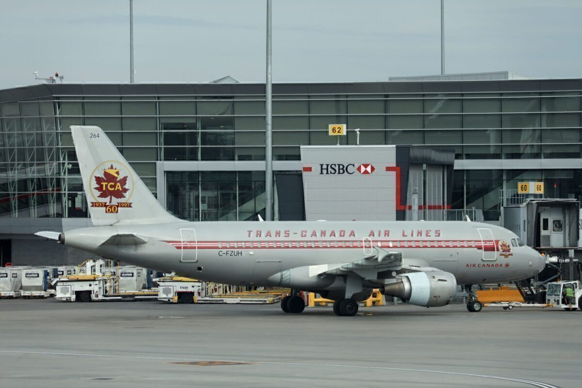 Air Canada, Trans World Airlines, Airbus A220