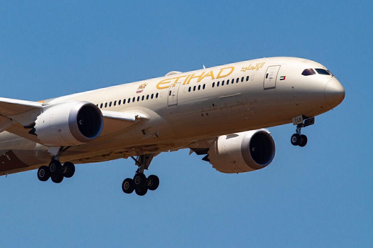 Etihad Airways, Aircraft Parts, Artwork