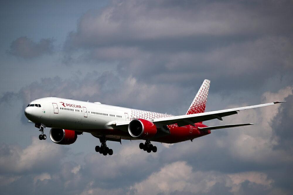 Rossiya Boeing 777-300
