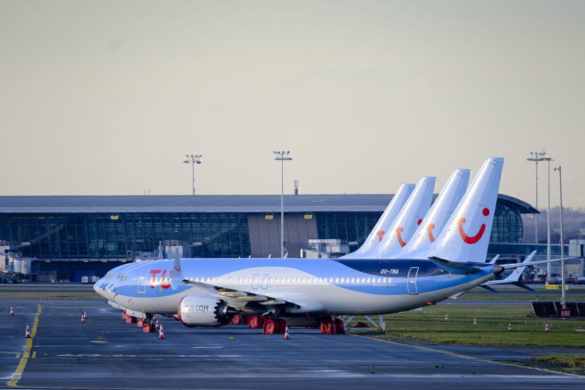 First Post-Ungrounding 737 MAX Delivery In Europe Goes To TUI