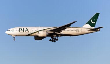 Pakistan International Airlines 777-200ER