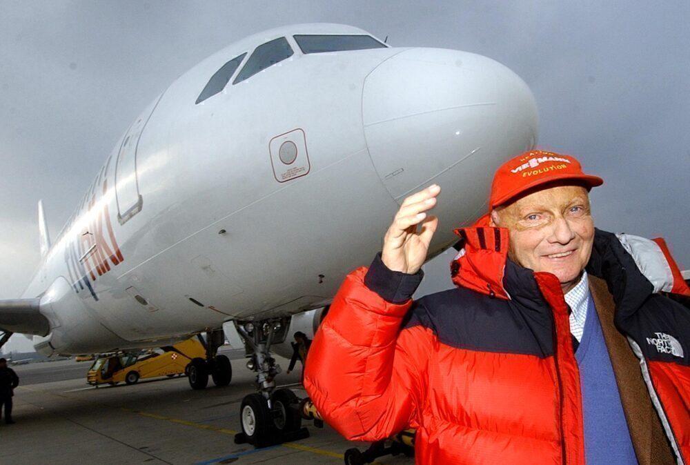 Niki Lauda Airbus A320