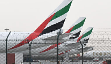 Emirates tails
