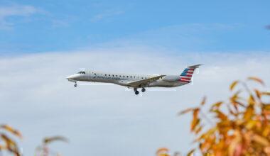 Envoy Air American Airlines Embraer ERJ-145