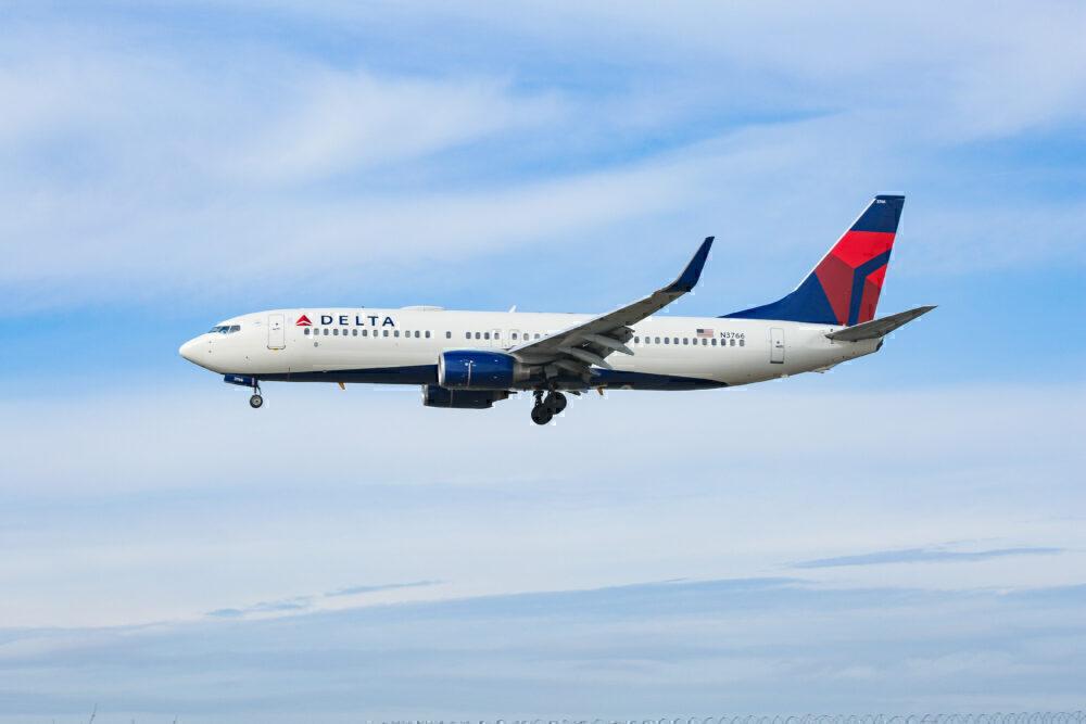 Delta Air Lines Boeing 737-800