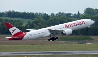 AUSTRIA-ECONOMY-TRANSPORT-AIRLINES