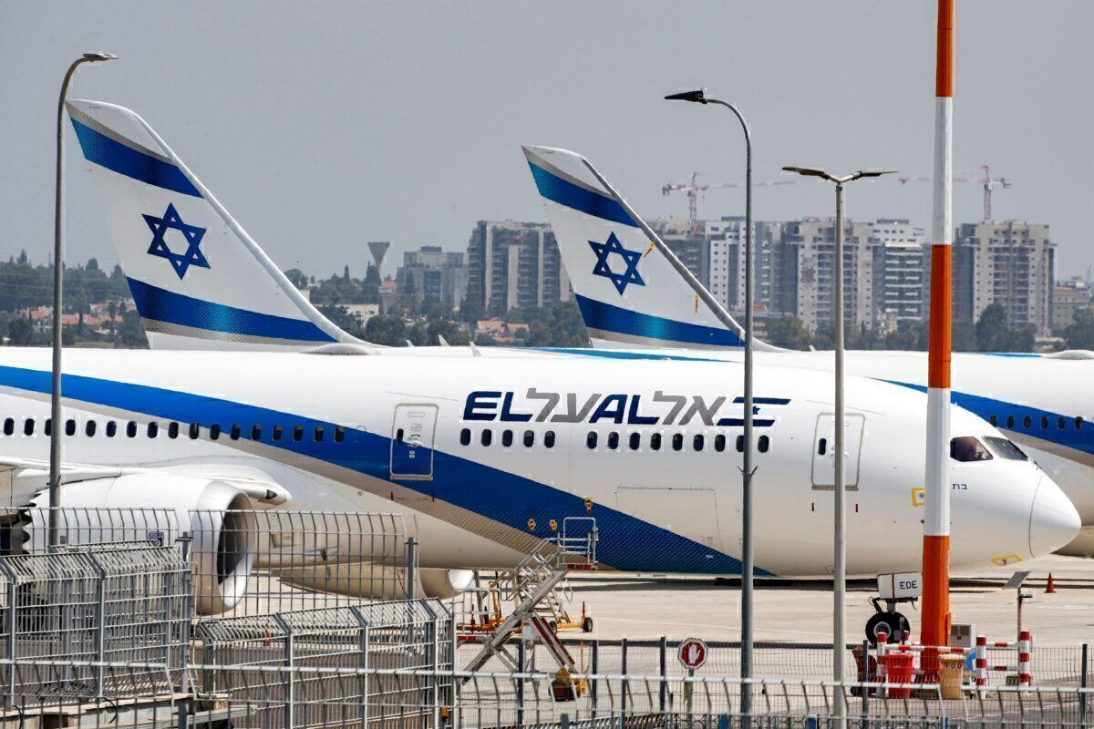 ISRAEL-TRANSPORT-AVIATION-HEALTH-VIRUS