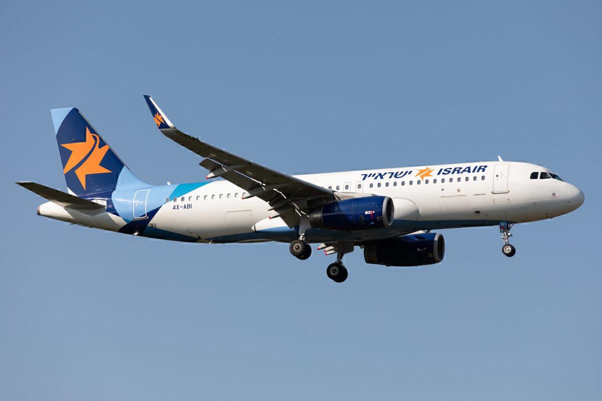 Israel's Israir To Stop Flying On Saturdays