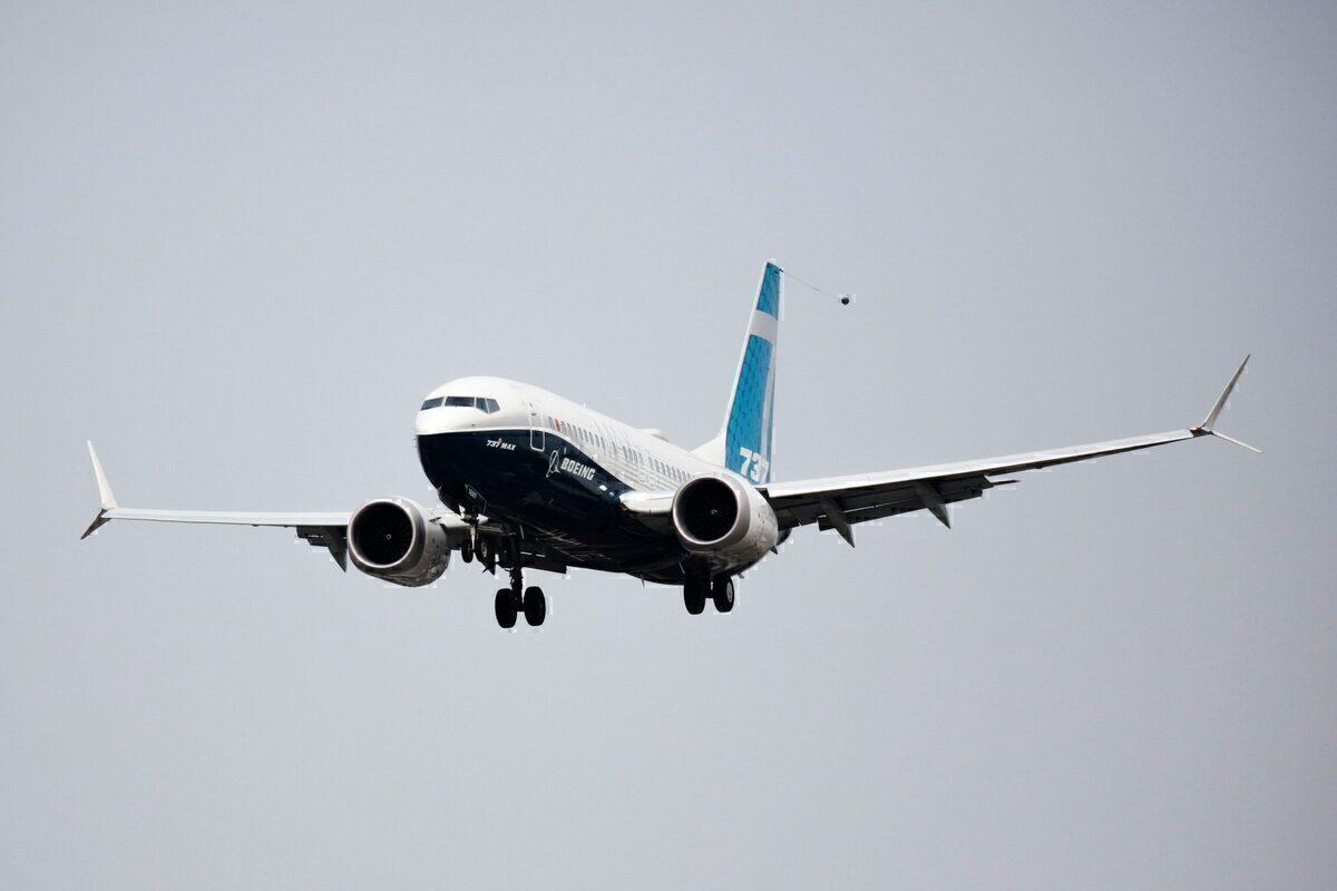 ALC, Boeing 737 MAX, Branding