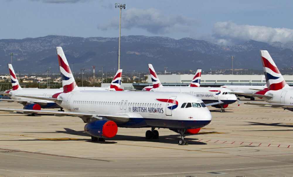 British Airways, IAG, 2020 Loss