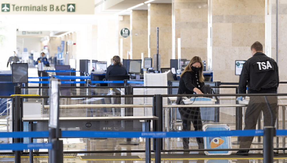 TSA Seeks To Hire 6,000 New Front-Line Workers