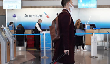 US Passengers Getty