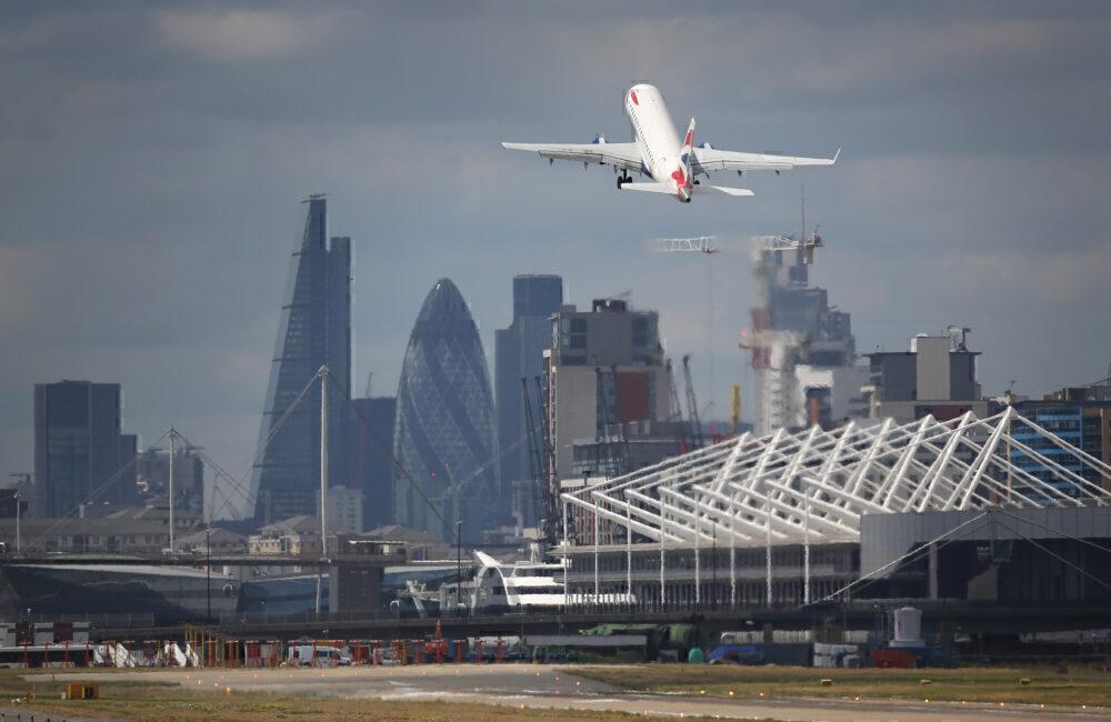 Cityflyer British Airways LCY