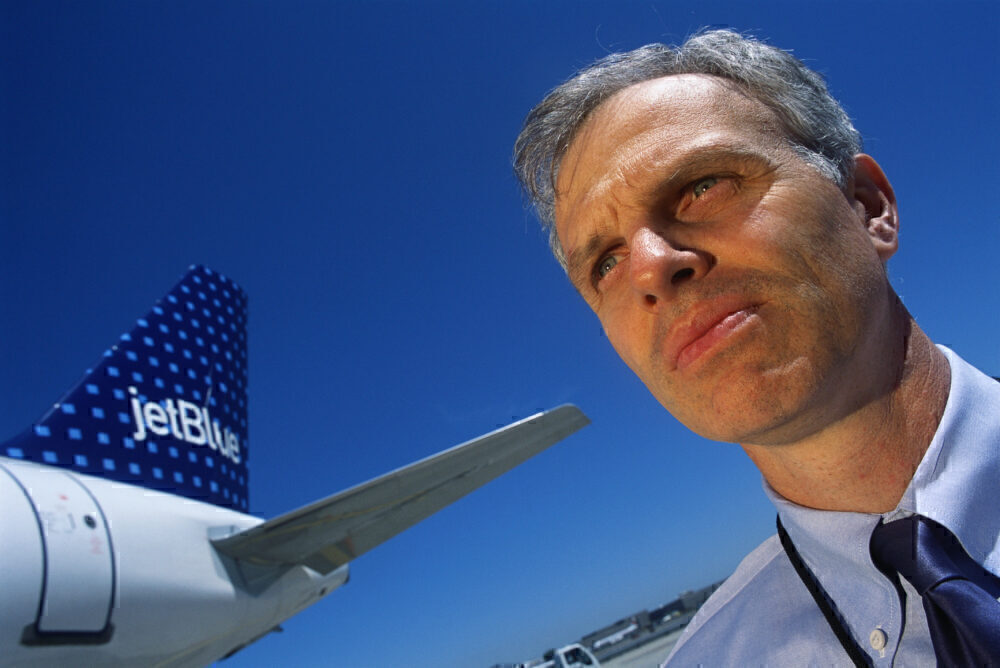 David Neeleman JetBlue