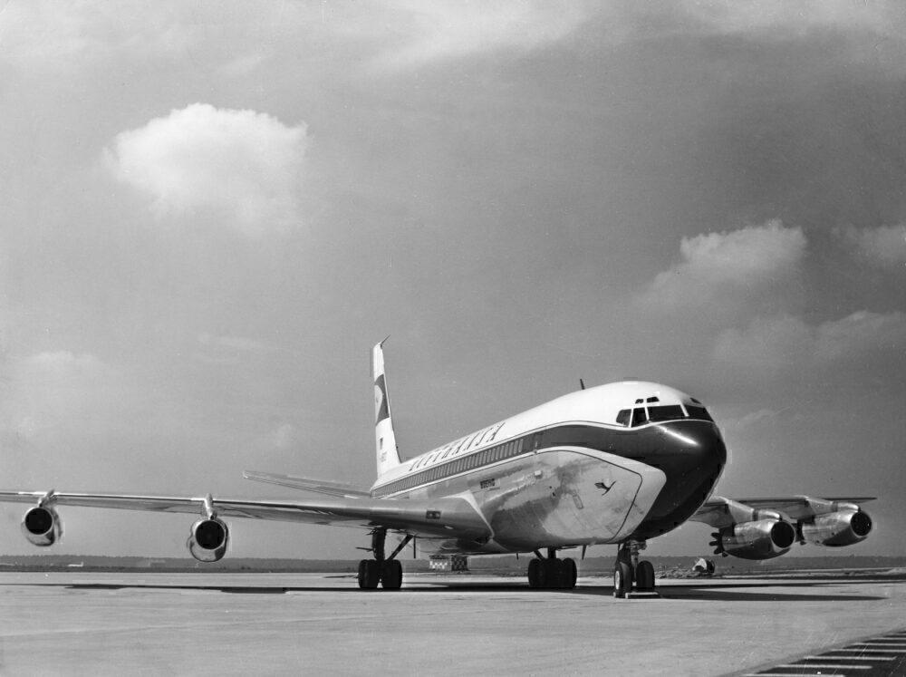 Lufthansa, Boeing 707, Saviour Attempt