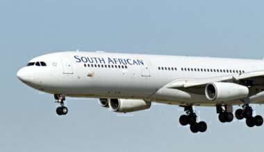 South African Airways Airbus A340-300